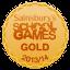 gold sport award